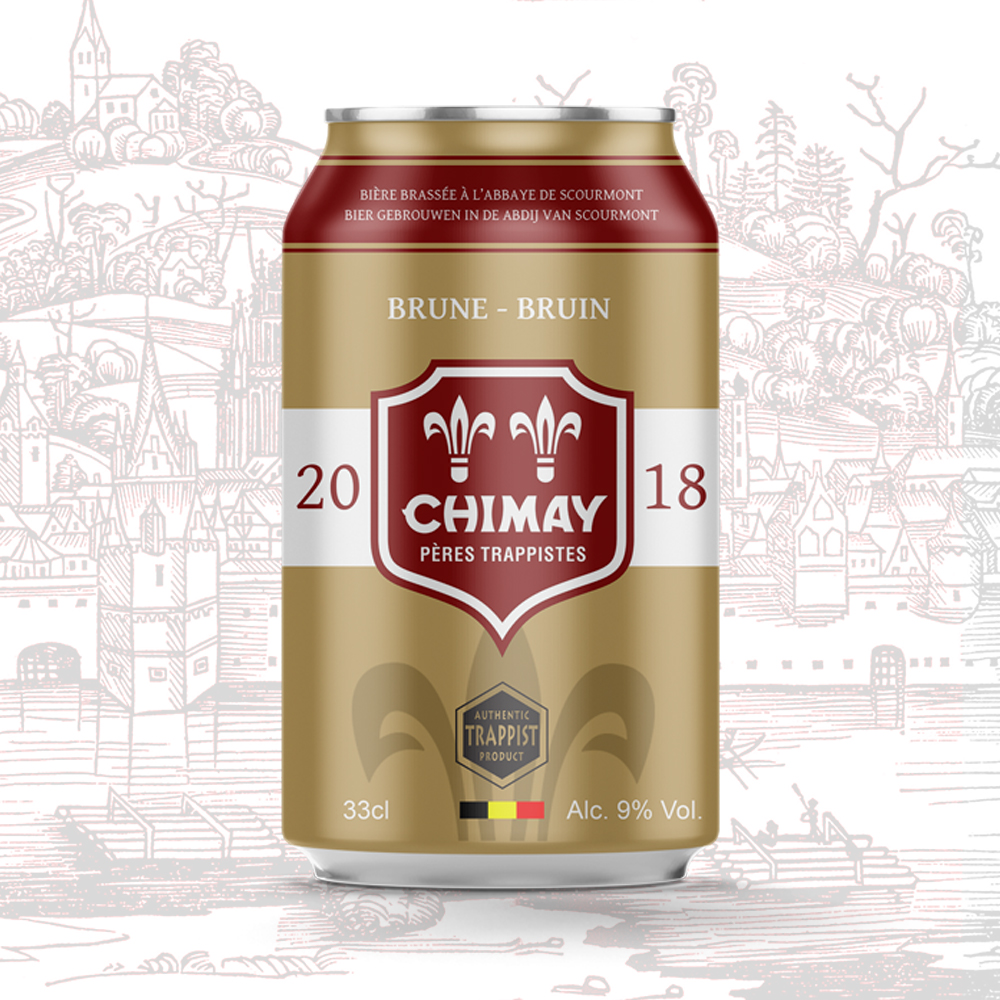 Chimay Can